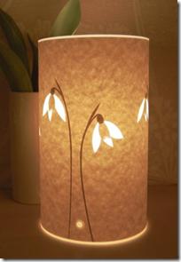 Snowdrop Table Lamp