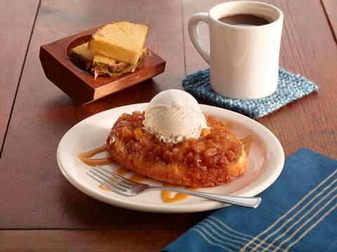 Cracker Barrel Copycat Recipes: Pineapple Upside Down Cake