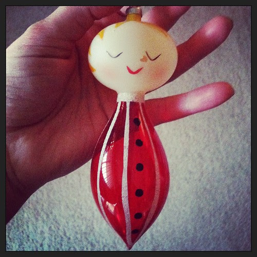 Midcentury Ornament