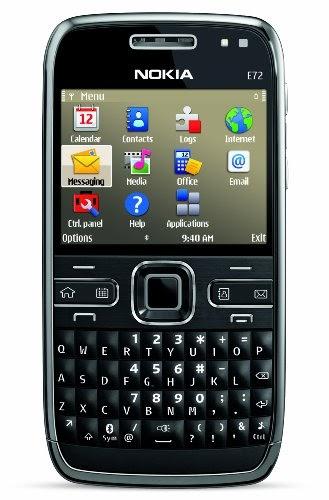 Nokia E72 Us Version With Full Warranty