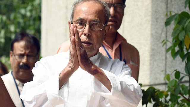 Perfect elections': Pranab Mukherjee hails Election Commission amid Opposition criticism