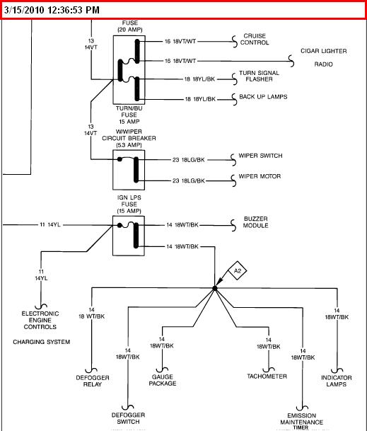Wiring Diagram  35 1989 Jeep Wrangler Wiring Diagram
