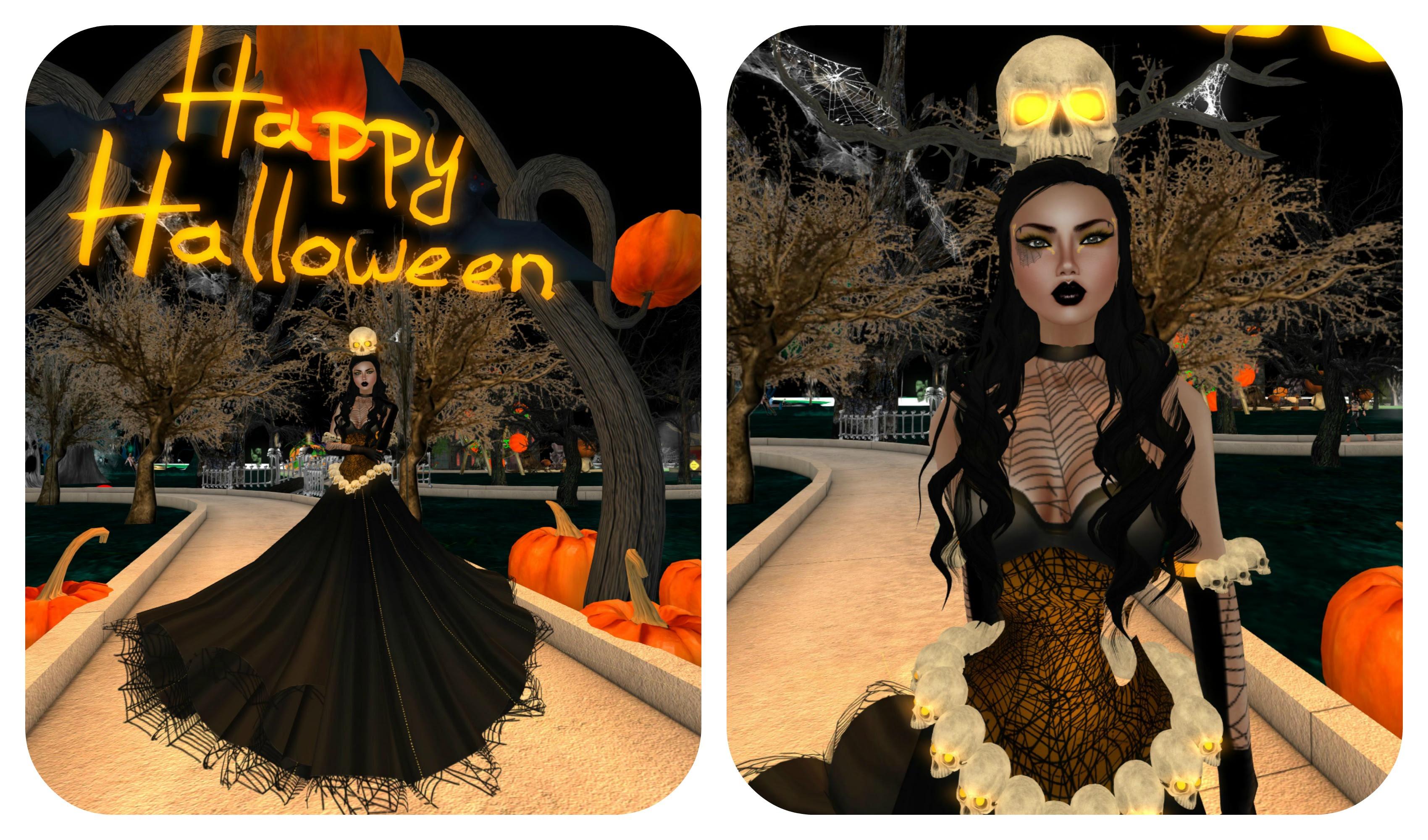 Living Imagination - Halloween Glow feat Monso