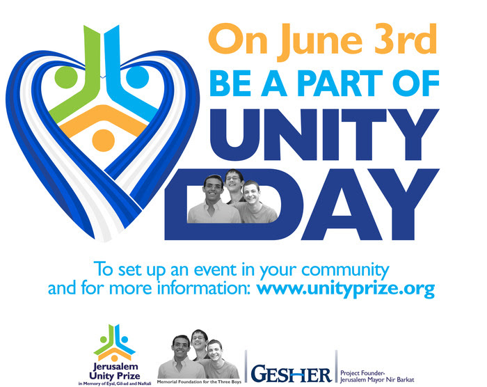 Be a part of Unity Day