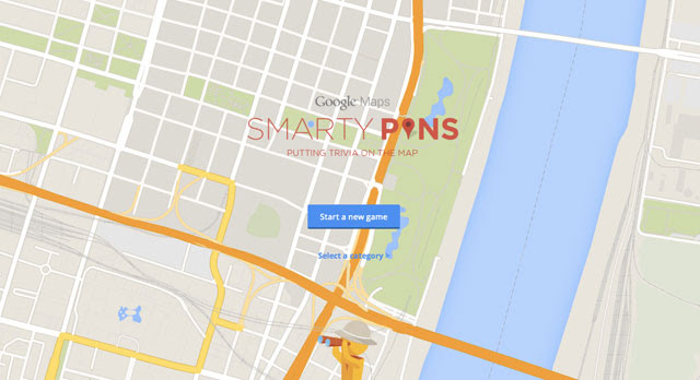 Google MAps Smarty Pins