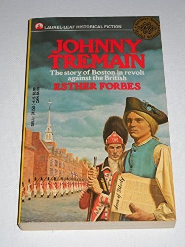 an analysis of johnny tremain by esther forbes Esther forbes was related to sam adams he was a distant great-uncle (source ) in 2001, publisher's weekly ranked johnny tremain 16th among all-time bestsellers in paperback children's books boo.