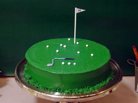 Golf Birthday Cake Cake Ideas and Designs
