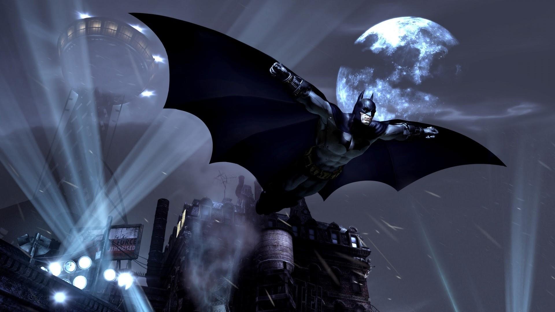 Batman HD Desktop Wallpaper 1920x1080 78+ images