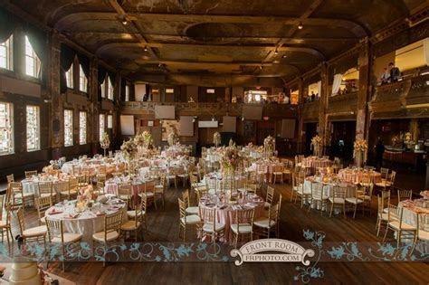 Turner Hall Ballroom. Milwaukee, WI.   Wedding Inspiration