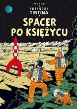Okładka książki Spacer po Księżycu