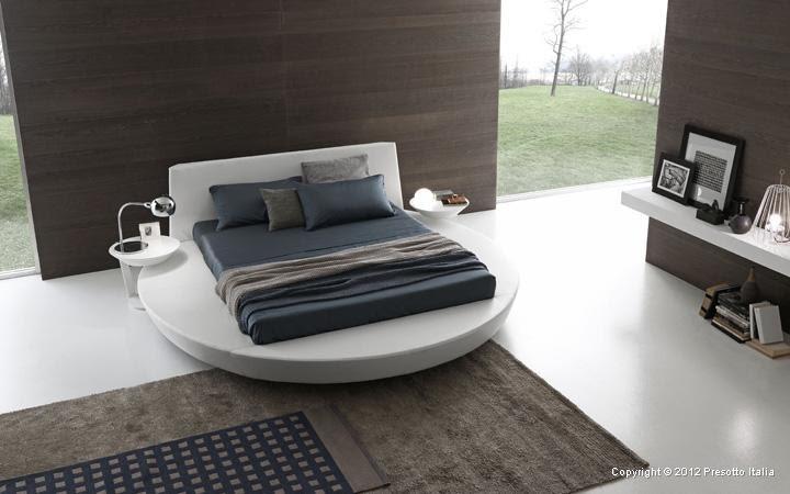 Zero size large bed