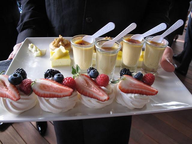 Dessert The Roof