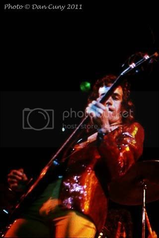 Winterland May, 1973 by Dan Cuny, Brit Rock by the Bay Winterland May, 1973 by Dan Cuny