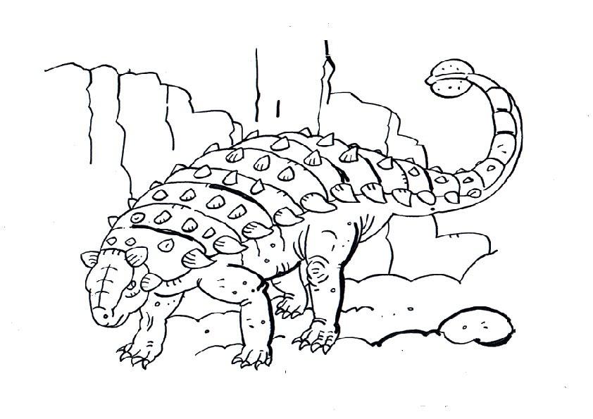 dinosaurier ausmalbilder zum ausdrucken  malbuch 2020