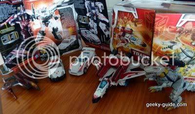 Transformers Classics / Generations
