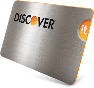 Discover it® Chrome for Students  Young Credit Card