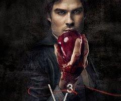 Image result for damon salvatore vampire
