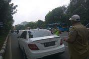 Mobil yang Tunggak Pajak Dirazia di Kalibata