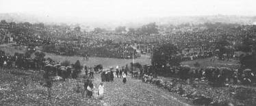 September 13, 1917 A.D. (Fatima, Portugal)