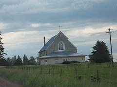 The Church building