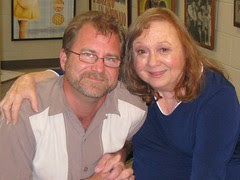 Me and Betty Lynn