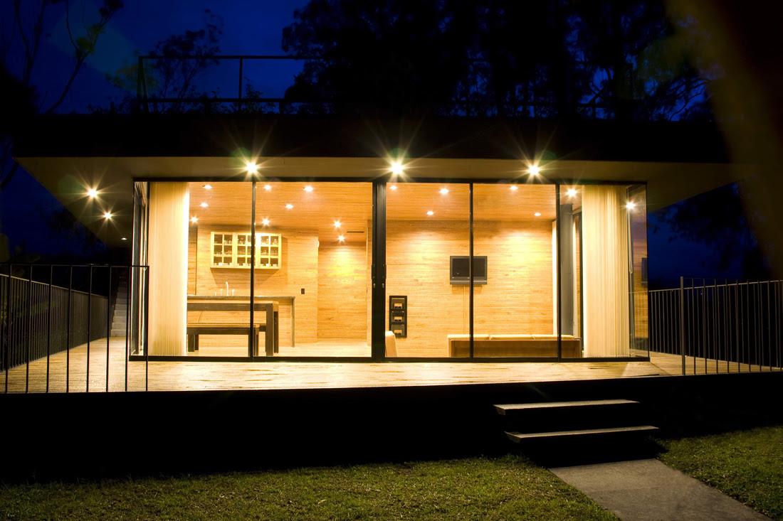 Refugios-Ecologicos,G-Ateliers, arquitectura, Diseño, Casas