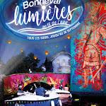 BONNEVAL - 14 monuments s'illuminent la nuit