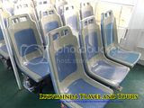 Open Air (Non-Aircon) seat accommodation
