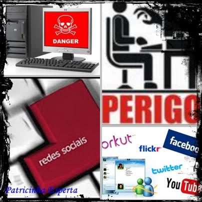 Perigosredessociais Os perigos das redes sociais
