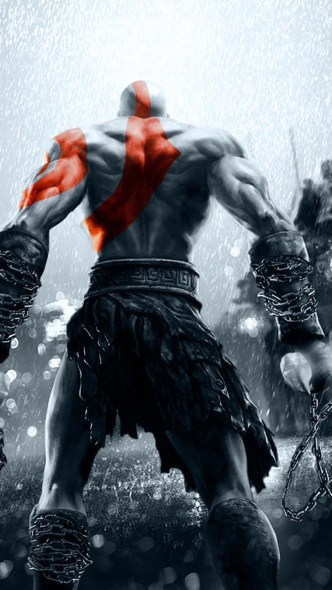 God of War 4K Wallpaper - WallpaperSafari