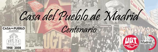 --Casa del Pueblo de Madrid--
