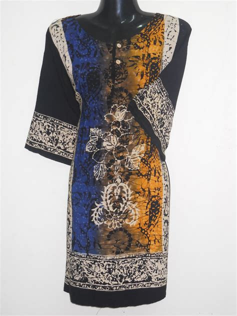 hasliza fashion baju batik simple rm