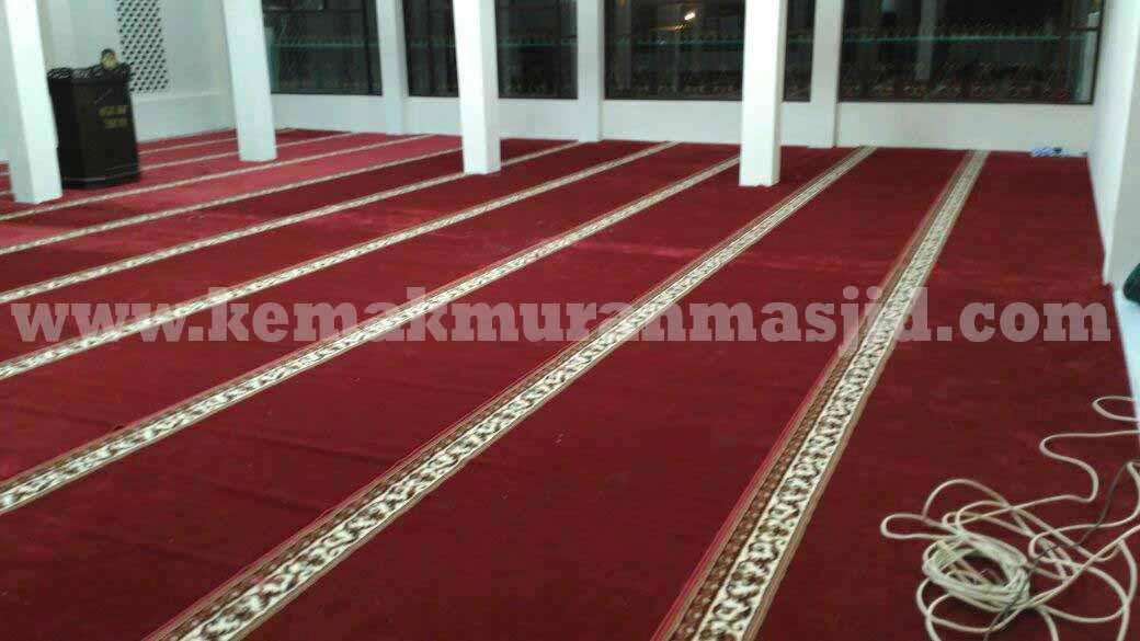 jual karpet masjid bekasi timur harga ekonomis Al Husna