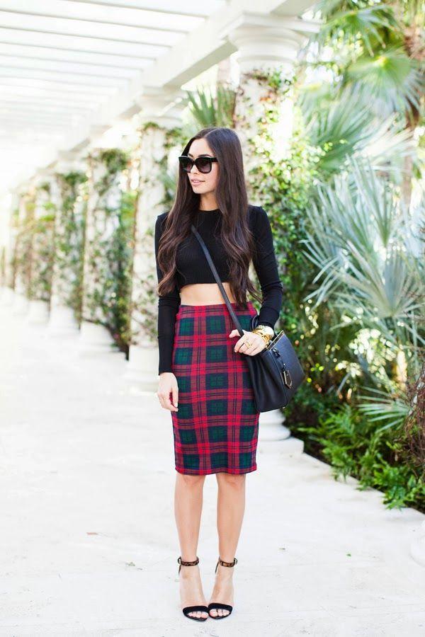 How to Wear: Crop Tops via @LaurenConrad.com