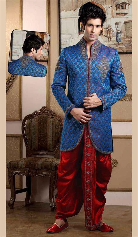 Wedding Sherwani And Kurta Pajama Collection 2012   Indian