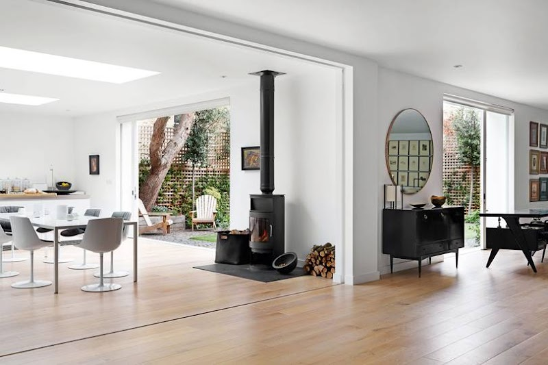 Ideas For Open Plan Kitchen Living Room Ideas wallpaper