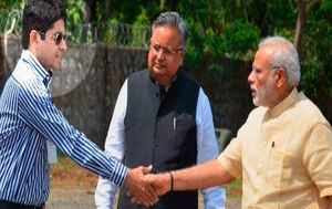 Chhattisgarh IAS officer pulled up for wearing sunglasses on PM visit