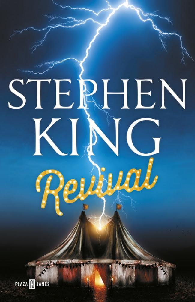 Resultado de imagen de revival libro king debolsillo