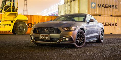 ford mustang gt fastback manual review caradvice