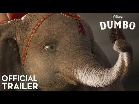 e7d02c11a72ca Tim Burton s DUMBO  Official Trailer   Poster