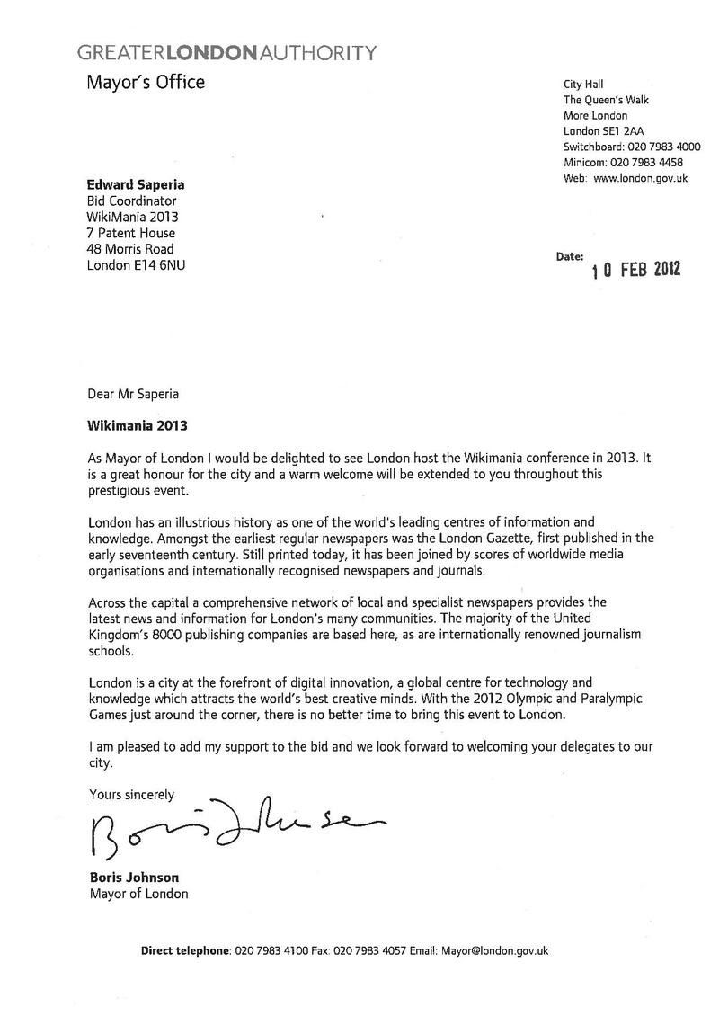 page1 800px Wikimania_2013_London_letter_of_support_Mayor_of_London