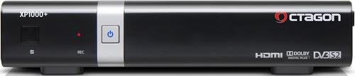 Resultado de imagem para OCTAGON XP1000+ HD E2