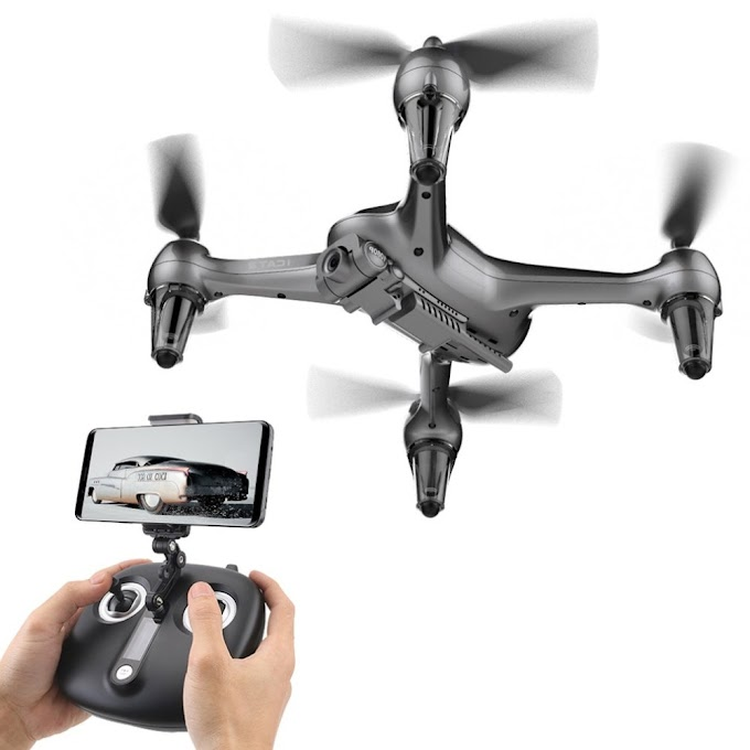 SMRCIcat 2 2.4G Drone GPS Intelligent Precise Positioning HD 1080p aerial Photography Quadcopter