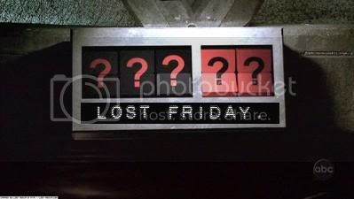 Lost Friday?
