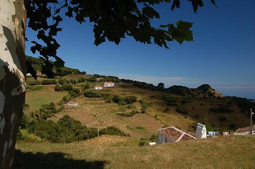 Poço Grande-Santa Bárbara-Stª Maria-Açores