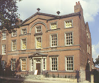 Pickfords House Museum, on Friargate