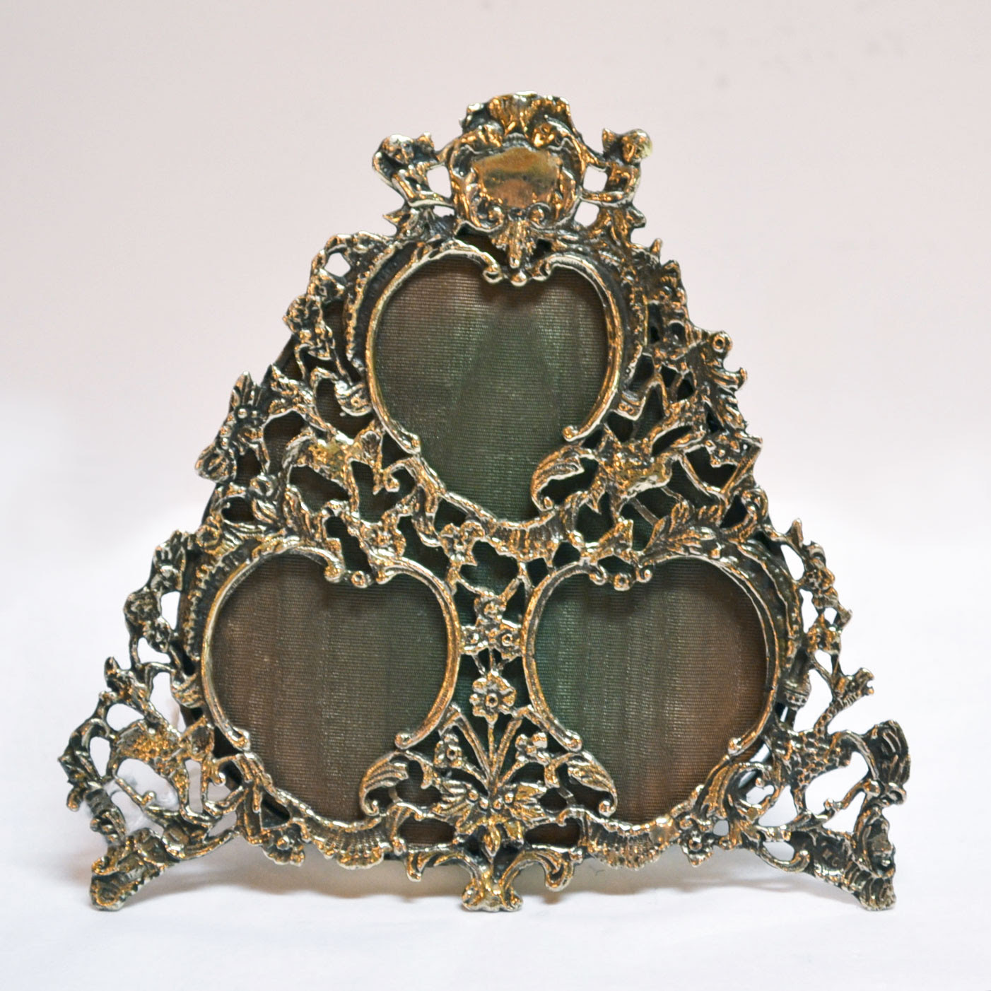 Antique English Sterling Silver Picture Frame Keils Antiques New