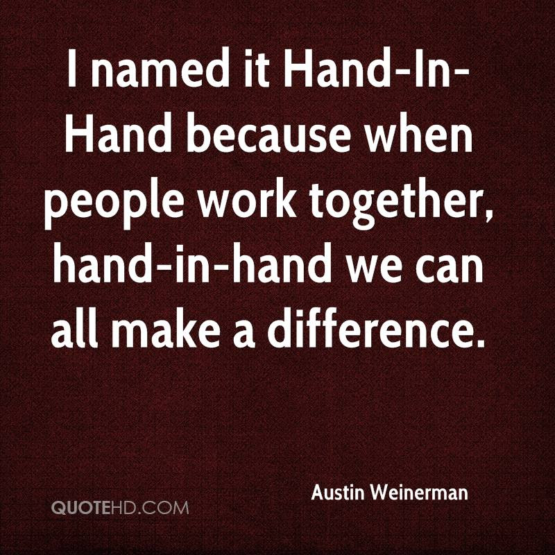 Austin Weinerman Quotes Quotehd