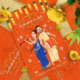 Caricature wedding invitation design for Indian weddings