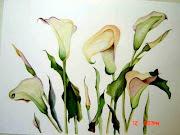 Flores Copos-de-Leite